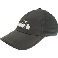 Textilní doplňky Kšiltovky Diadora 7 Running Cap-Pirate Černá