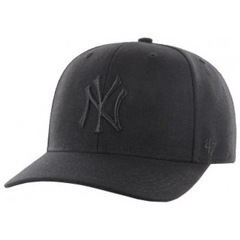 Textilní doplňky Muži Kšiltovky 47 Brand New York Yankees Cold Zone 47 černá