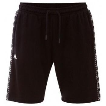 Textil Muži Kraťasy / Bermudy Kappa Italo Shorts černá