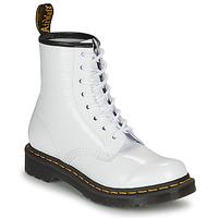 Boty Ženy Kotníkové boty Dr Martens 1460 W Bílá
