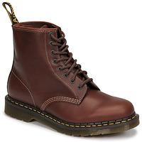 Boty Muži Kotníkové boty Dr Martens 1460 Hnědá