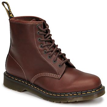 Dr Martens Kotníkové boty 1460 - Hnědá