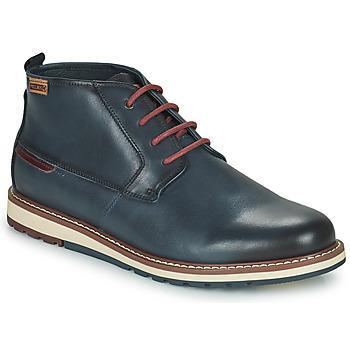 Boty Muži Kotníkové boty Pikolinos BERNA Tmavě modrá