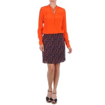 Textil Ženy Sukně Marc O'Polo AURELIA Tmavě modrá / Červená