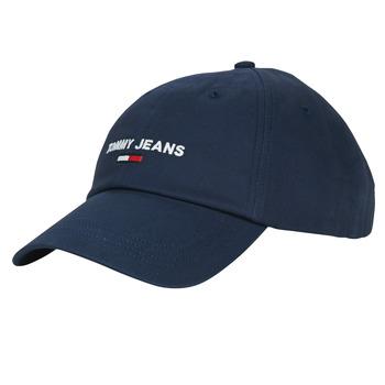 Textilní doplňky Muži Kšiltovky Tommy Jeans TJM SPORT CAP Tmavě modrá