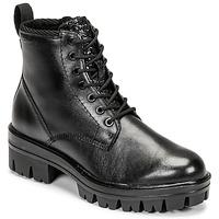 Boty Ženy Kotníkové boty Tamaris HOULI Černá