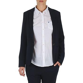 Textil Ženy Saka / Blejzry Marc O'Polo CLOTHILDE Tmavě modrá