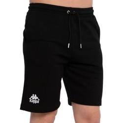 Textil Muži Kraťasy / Bermudy Kappa Topen Shorts Černá