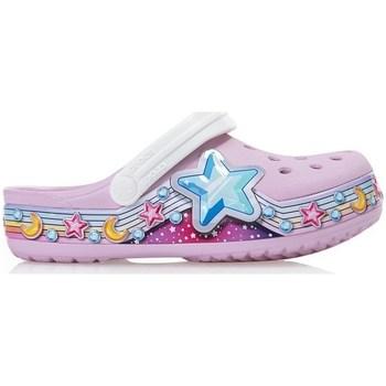 Boty Děti Sandály Crocs Fun Lab Růžové