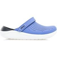 Boty Muži Dřeváky Crocs Literide Modré