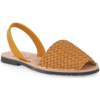 Boty Ženy Sandály Rio Menorca RIA MENORCA MUSTARD 3039 Arancione