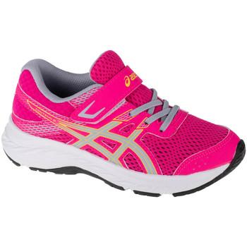 Boty Děti Fitness / Training Asics Contend 6 PS Růžová