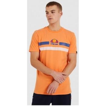 Textil Muži Trička s krátkým rukávem Ellesse CAMISETA CORTA HOMBRE  SHI09758 Oranžová