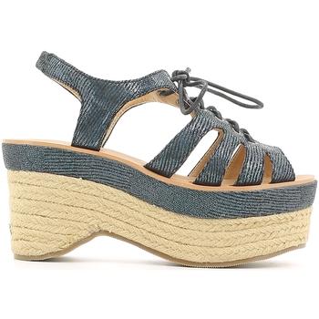 Boty Ženy Sandály Police 883 V70 Modrý