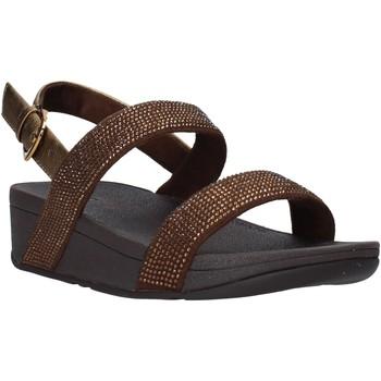 Boty Ženy Sandály FitFlop T77-012 Hnědý