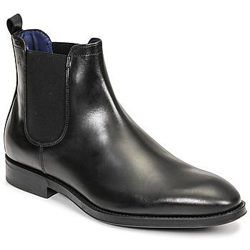 Boty Muži Kotníkové boty Azzaro SEVILLE Černá
