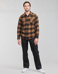 Textil Muži Kapsáčové kalhoty Dickies ORIGINAL FIT STRAIGHT LEG WORK PNT Černá