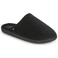 Boty Muži Papuče Isotoner 98032 Černá