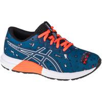 Boty Děti Běžecké / Krosové boty Asics Gel-Excite 7 GS Modrá