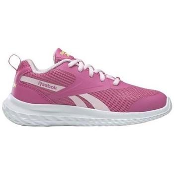 Boty Děti Běžecké / Krosové boty Reebok Sport Rush Runner Růžové
