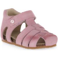 Boty Dívčí Multifunkční sportovní obuv Naturino FALCOTTO 0M02 ALBY PINK Rosa