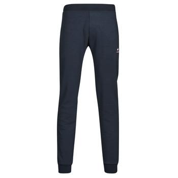 Textil Muži Teplákové kalhoty Le Coq Sportif ESS PANT SLIM N 2 M Tmavě modrá