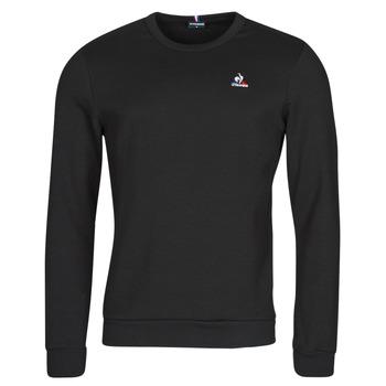 Textil Muži Mikiny Le Coq Sportif ESS CREW SWEAT N 3 M Černá