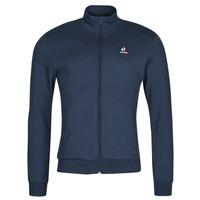 Textil Muži Teplákové bundy Le Coq Sportif ESS FZ SWEAT N 3 M Tmavě modrá