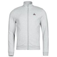 Textil Muži Teplákové bundy Le Coq Sportif ESS FZ SWEAT N 3 M Šedá / Sepraný