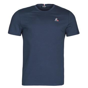 Textil Muži Trička s krátkým rukávem Le Coq Sportif ESS TEE SS N 3 M Tmavě modrá