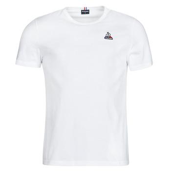 Textil Muži Trička s krátkým rukávem Le Coq Sportif ESS TEE SS N 3 M Bílá