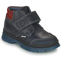 Boty Chlapecké Kotníkové boty Pablosky 502923 Modrá