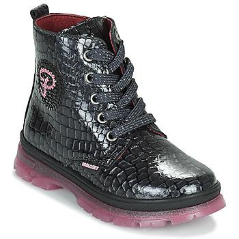 Boty Dívčí Kotníkové boty Pablosky 404157 Černá