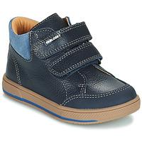 Boty Chlapecké Kotníkové boty Pablosky 503723 Modrá
