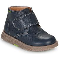 Boty Chlapecké Kotníkové boty Pablosky 502323 Modrá