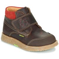 Boty Chlapecké Kotníkové boty Pablosky 502593 Hnědá