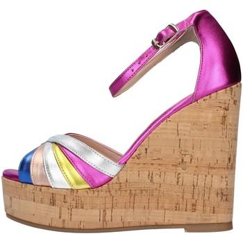 Boty Ženy Sandály L'amour 631 Růžová