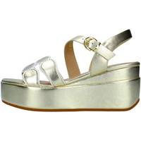Boty Ženy Sandály Luciano Barachini GL123E Zlatá