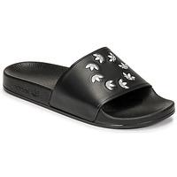 Boty pantofle adidas Originals ADILETTE Černá