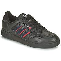 Boty Nízké tenisky adidas Originals CONTINENTAL 80 STRI Černá / Modrá / Červená