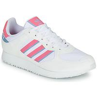 Boty Ženy Nízké tenisky adidas Originals SPECIAL 21 W Bílá / Růžová