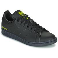 Boty Nízké tenisky adidas Originals STAN SMITH Černá / Žlutá