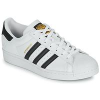 Boty Nízké tenisky adidas Originals SUPERSTAR VEGAN Bílá / Černá