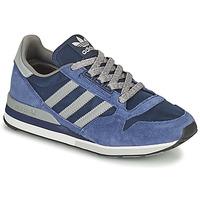 Boty Nízké tenisky adidas Originals ZX 500 Modrá / Šedá