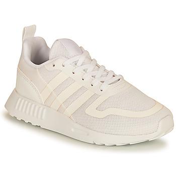 Boty Děti Nízké tenisky adidas Originals MULTIX C Bílá