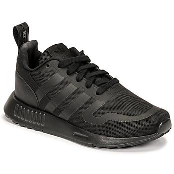 Boty Chlapecké Nízké tenisky adidas Originals MULTIX J Černá