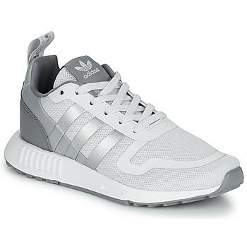 Boty Chlapecké Nízké tenisky adidas Originals MULTIX J Šedá