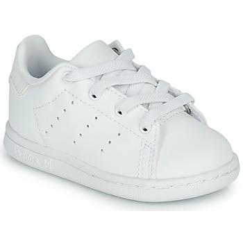 Boty Děti Nízké tenisky adidas Originals STAN SMITH EL I Bílá
