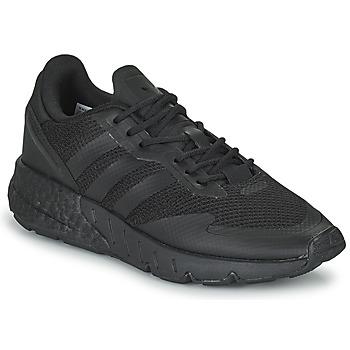 Boty Chlapecké Nízké tenisky adidas Originals ZX 1K BOOST J Černá