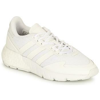 Boty Děti Nízké tenisky adidas Originals ZX 1K BOOST J Bílá